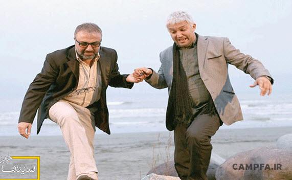 20 نکته از زندگی حامد بهداد و رضا عطاران+ عکس www.campfa.ir
