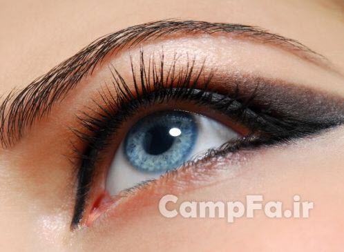 مدل سایه چشم های جدید 2013 www.campfa.ir