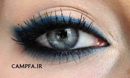 چند مدل سایه چشم جدید www.campfa.ir