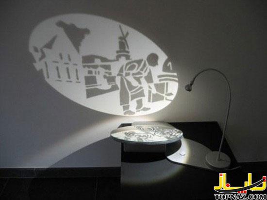 هنرنمایی با سایه