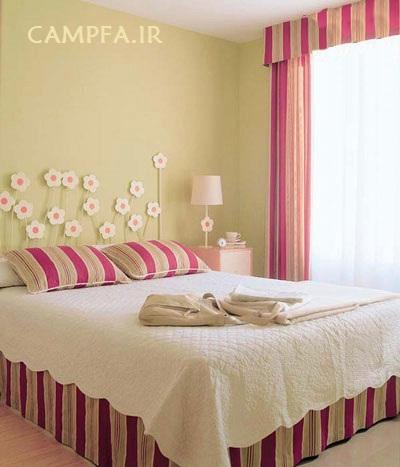 دکوذاسیون اتاق خواب , ویژگی اتاق خواب www.campfa.ir