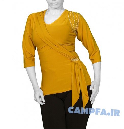 مدل بلوز و شومیز مجلسی 2013 www.campfa.ir