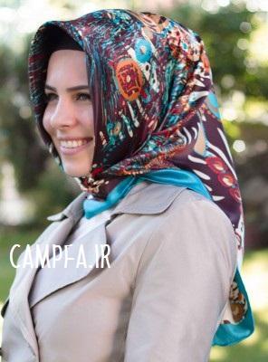 مدل روسری های جدید و زیبای 92 www.campfa.ir