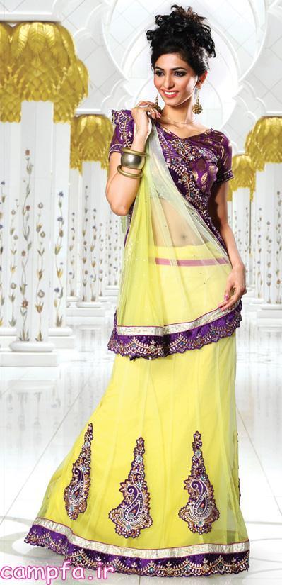 ساری هندی-لباس هندی-لباس زنانه هندی-ساری 2014