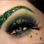 گالری تصاویر آرایش چشم و مژه ۲۰۱۳ برای عروسی و میهمانی