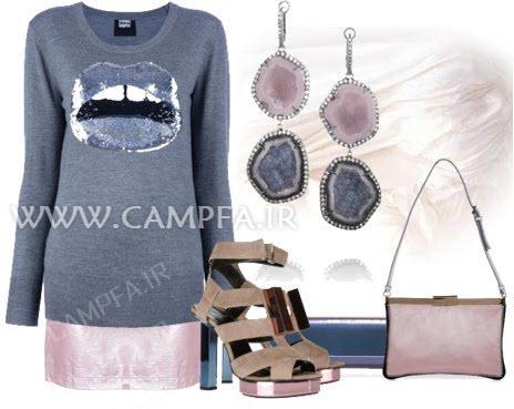 شیک ترین ست های لباس از معروف ترین برندهای لباس دنیا (2013) - www.campfa.ir