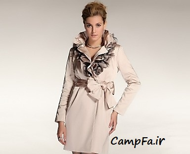 مدل کت های زنانه یقه حلزونی | www.campfa.ir