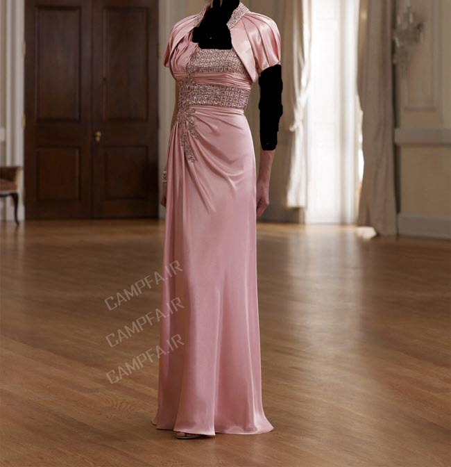 مدل لباس مجلسی بلند زنانه 2013 - www.campfa.ir