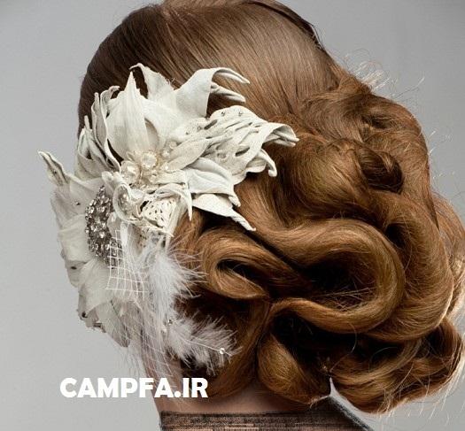 مدل موی عروس 2013 www.campfa.ir