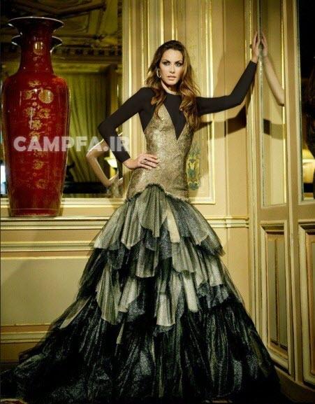 لباس مجلسی اروپایی 2013 (سری پنجم ) CAMPFA.IR