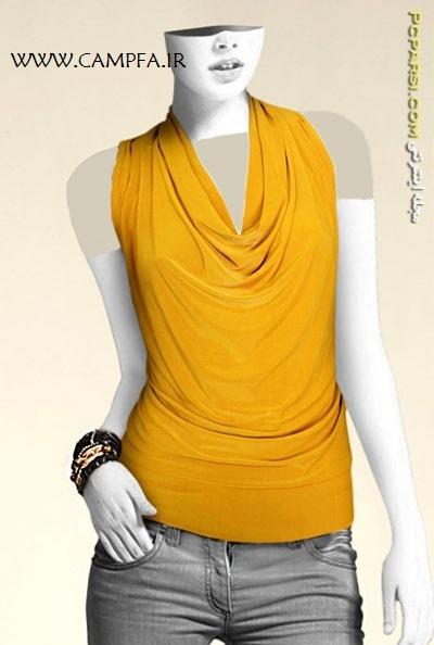 جدیدترین مدل های تاپ مجلسی زنانه www.campfa.ir2013