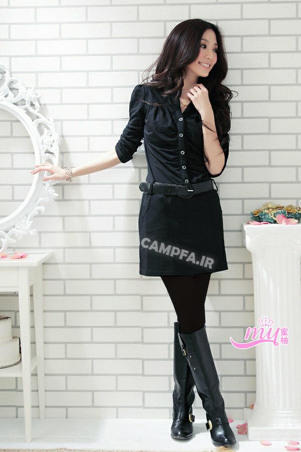مدل های جدید تونیک و بلوز کره ایی 2013 - www.campfa.ir