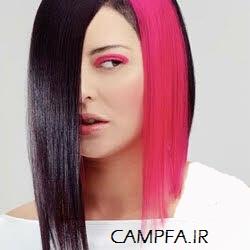 آموزش اتو مو و آرایش مو - WWW.campfa.ir