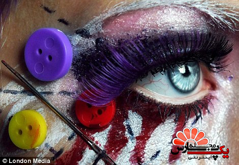 eyemake-up11| wWw.CampFa.ir