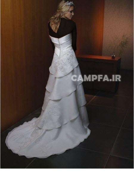 CAMPFA.ir مدل های جدید و متنوع لباس عروس 2013