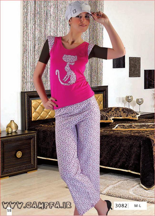 مدل لباس,لباس تابستانی,لباس راحتی زنانه