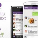 تماس و پیامک رایگان با Viber v2.1.6.632