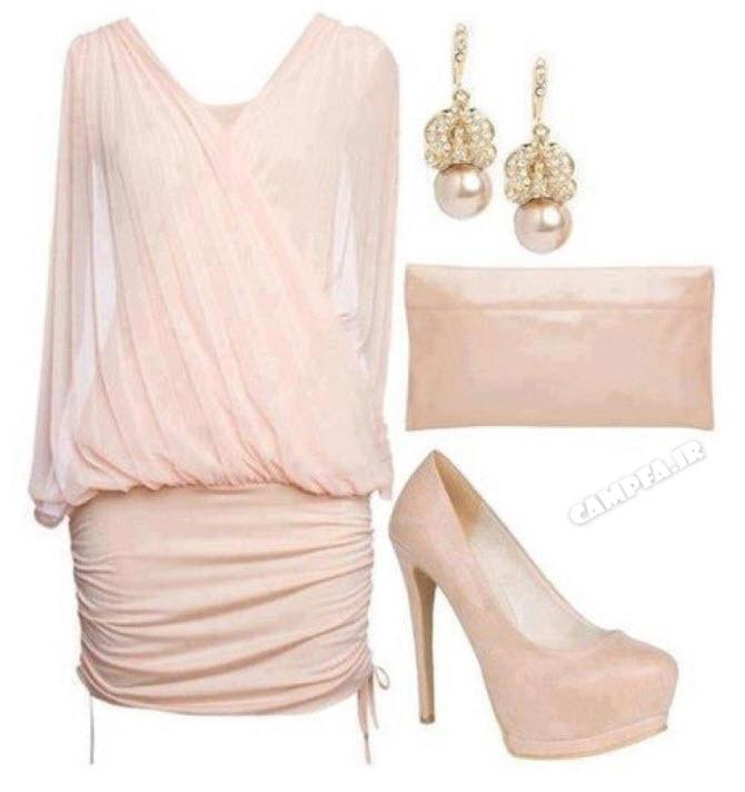 مدل جدید ست لباس زنانه ۲۰۱۳ | www.campfa.ir