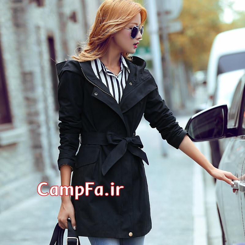 مدل های شیک مانتو و پالتو دخترانه 2014 -www.CampFa.ir