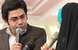 شعر جالب و زیبای فرزاد حسنی درباره حجاب همسرش