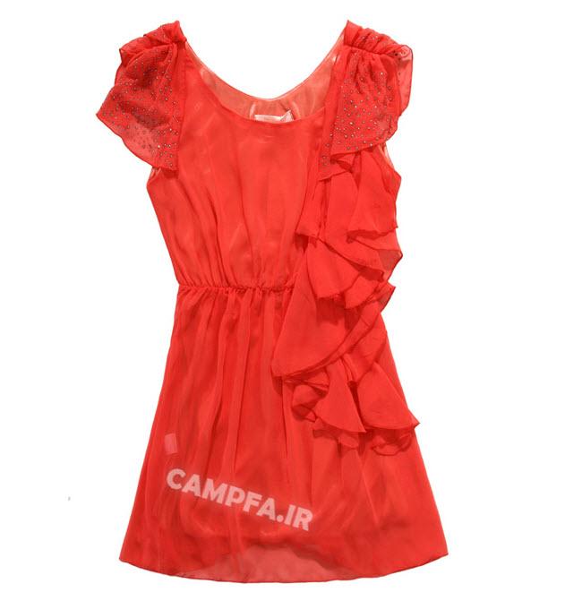 campfa.ir جدیدترین مدل لباس مجلسی های کره 2013