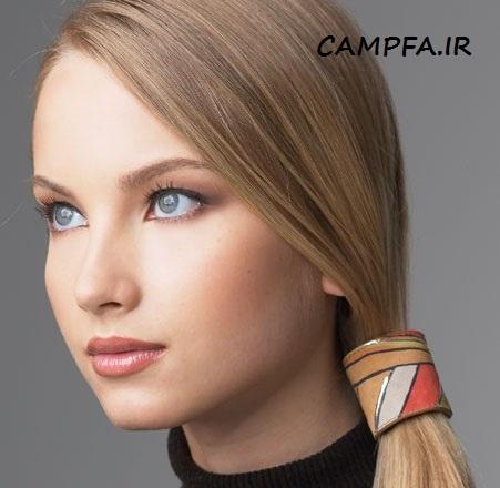 آیا میدانید موی شما از چه نوعی است؟| www.campfa.ir