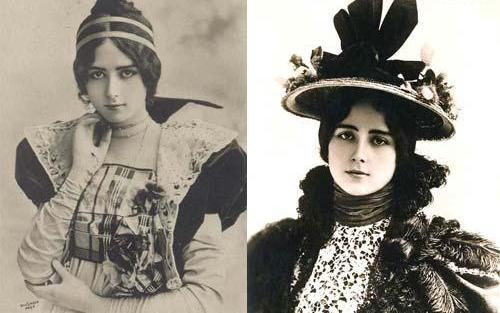 زنی که اولین ملکه زیبایی جهان و ایران در سال 1896 بود + عکس