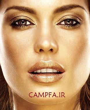 آرایش طلائی منحصربفرد داشته باشید -WwW.Campfa.ir