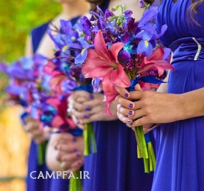 هشت کار مهم یک عروس، یک ماه قبل از مراسم WWW.CAMPFA.IR