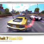 دانلود بازی آسفالت 7 به همراه دیتا با نصب آفلاین Asphalt 7 Heat HD v1.0
