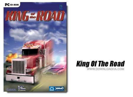 King Of The Road بازی محبوب و مهیج رانندگی در جاده King Of The Road 2