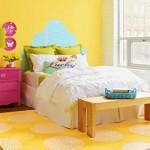 13 ایده در رنگ آمیزی و طراحی اتاق خواب