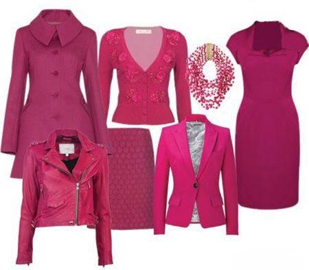پیشنهاد رنگ لباس برای پاییز و زمستان سال 92