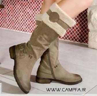 مدل چکمه های دخترانه 2013 - www.campfa.ir