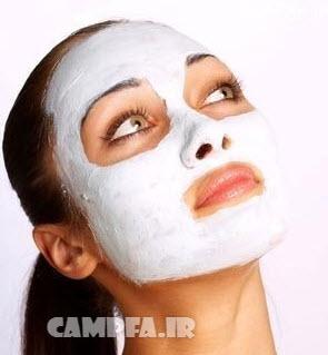 طرز تهیه ماسک زیبایی برای پوستهای خشک و چرب | www.campfa.ir