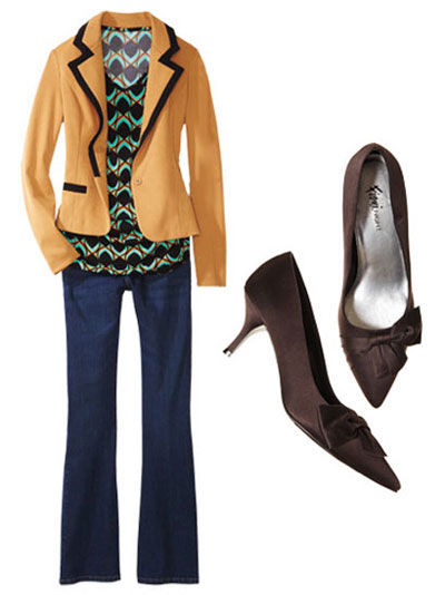خوش تیپی با شلوار جین, نحوه لباس پوشیدن با شلوار جین