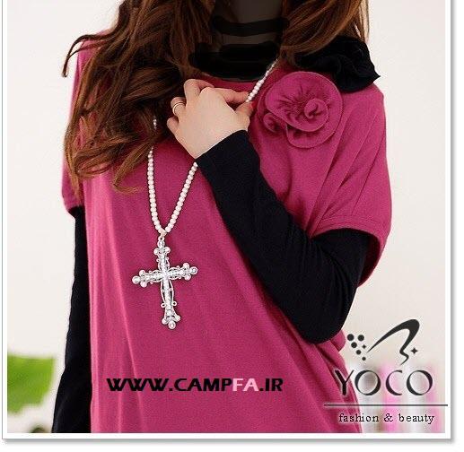 مدل بلوز و تونیک زنانه کره ایی 2013 | www.campfa.ir