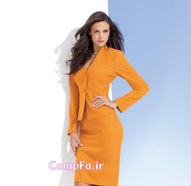مدل کت و دامن های جدید اروپایی 92,مدل کت و دامن مجلسی,کت و دامن رسمی ,CampFa.ir