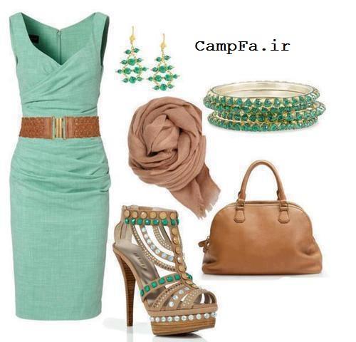 مدل ست لباس دخترانه 2013| wWw.CampFa.ir