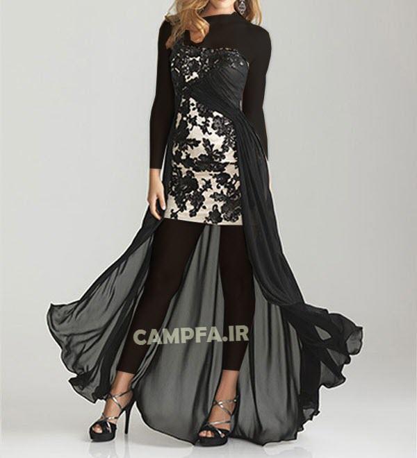 CAMPFA.IR مدل لباس شب 2013 (سری دوم)