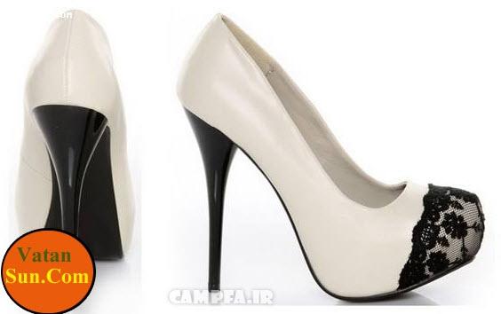 مدلهای جدید کفش پاشنه بلند زنانه 2013| wWw.CampFa.ir