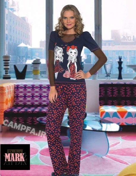 CAMPFA.IR مدل لباس راحتی زنانه فوق العاده زیبا 2013