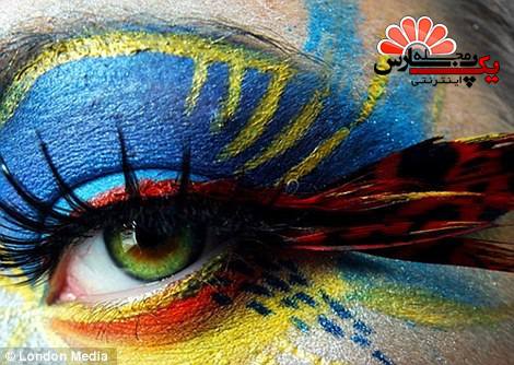 eyemake-up5| wWw.CampFa.ir