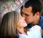 فواید بوسه در روابط بین زوجین www.campfa.ir