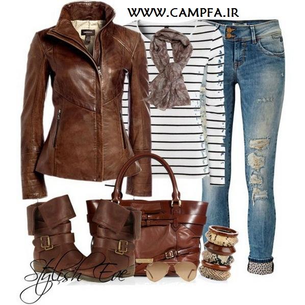 ست لباس جین زنانه 2013 - www.campfa.ir