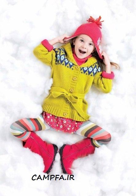 مدل لباس زمستانی بچه گانه 2013| www.campfa.ir
