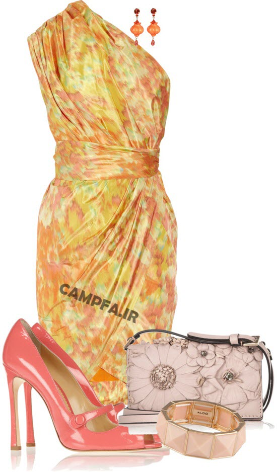CAMPFA.IR مدل جدید ست لباس شب 92