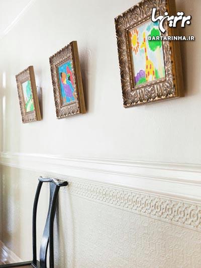 مدل دکوراسیون منزل شاد و زیبا 92 - www.campfa.ir