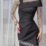 مدل لباس مجلسی کوتاه دخترانه سال 2013