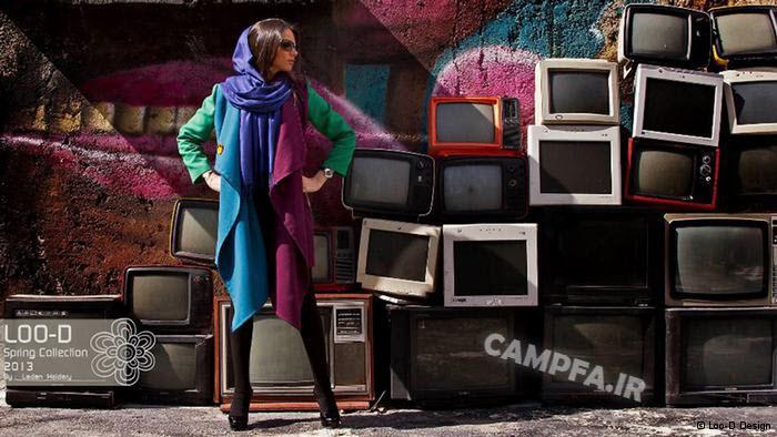 CAMPFA.IR مدل های مانتو سنتی و رنگارنگ 92 ( سری دوم)
